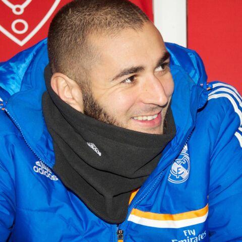 Karim Benzema: Papa d'une petite fille!