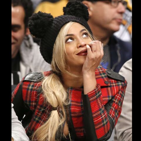 Beyoncé craque pour Karl Lagerfeld