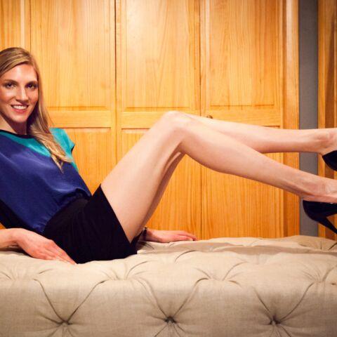 Photos- Brooke Banker, une jolie et très longue paire de jambes