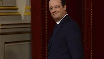 François Hollande, enfin une bonne nouvelle