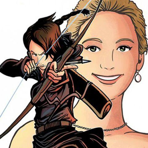 Jennifer Lawrence, sa vie en BD