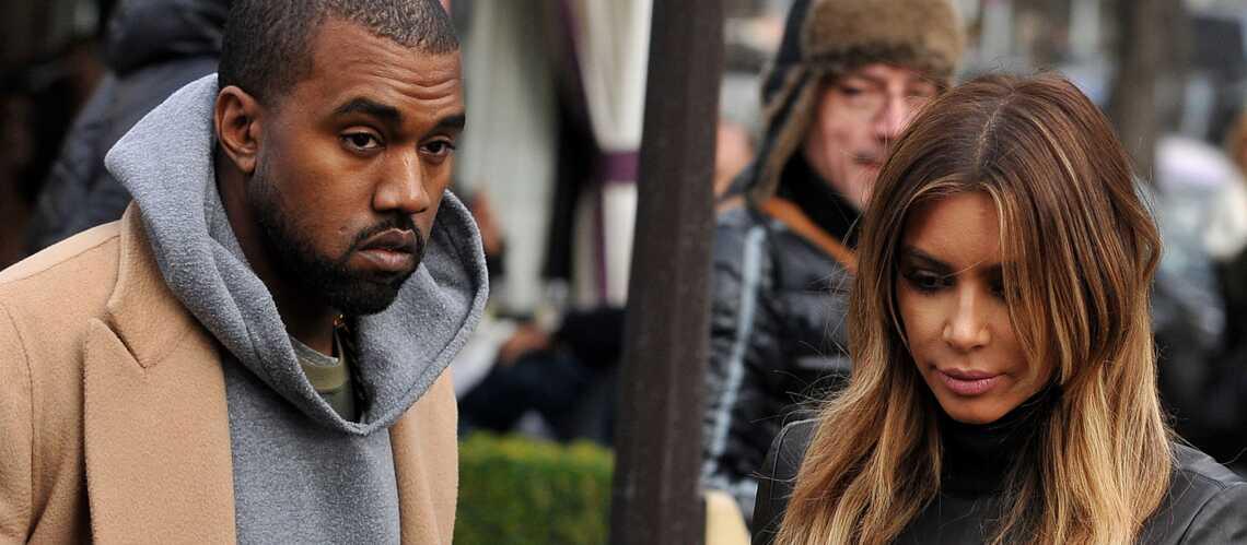 Kanye West fait vivre un enfer à Kim Kardashian