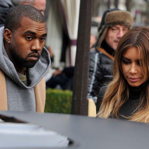 Kanye West abandonne Kim Kardashian pour la Saint-Valentin
