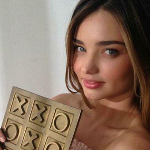 Miranda Kerr prête son visage à H&M
