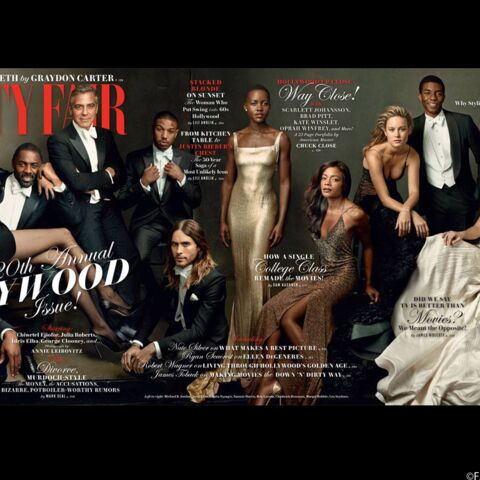 Julia Roberts, George Clooney, Léa Seydoux… tapis rouge dans Vanity Fair
