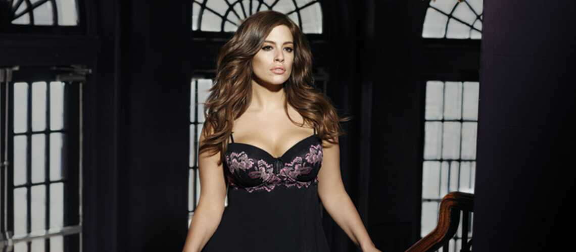 "Ashley Graham: ""Je suis un top 'plus-size', mais un top avant tout"""