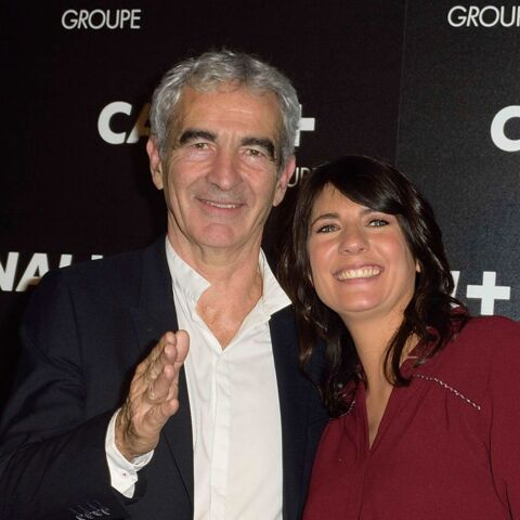 Estelle Denis et Raymond Domenech: dispute en direct