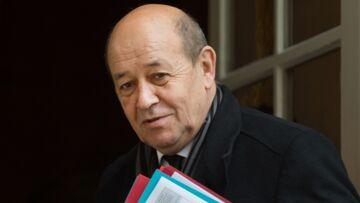 Jean-Yves Le Drian, homme politique de l'année