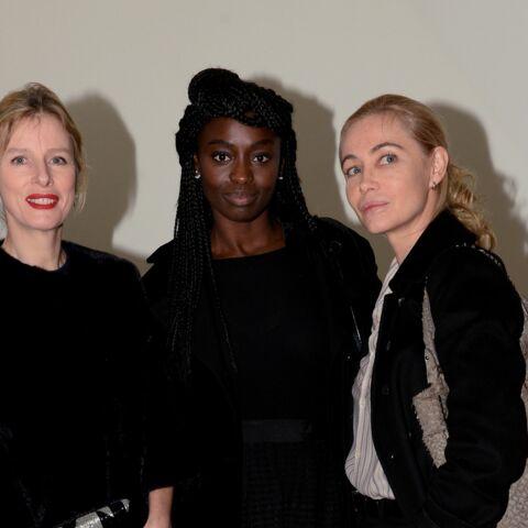Expo entre copines pour Karin Viard, Aïssa Maiga et Emmanuelle Béart