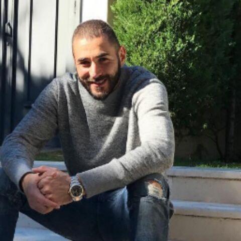 PHOTOS – Karim Benzema: sa «princesse» fête ses 3 ans