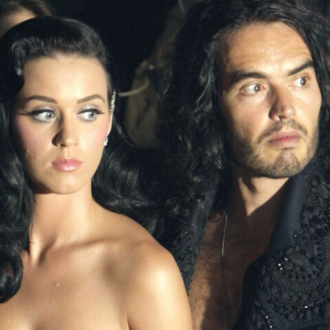 Katy Perry dédie une chanson à Russell Brand
