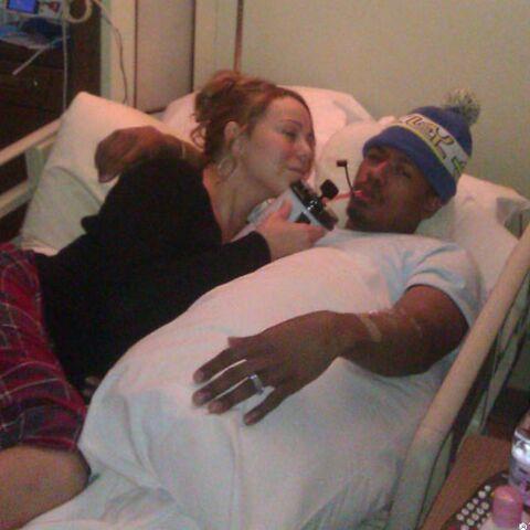 Au lit avec Mariah Carey