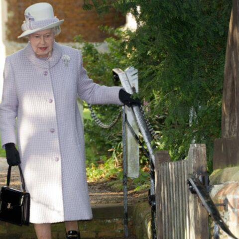 Un cadavre dans le jardin d'Elizabeth II