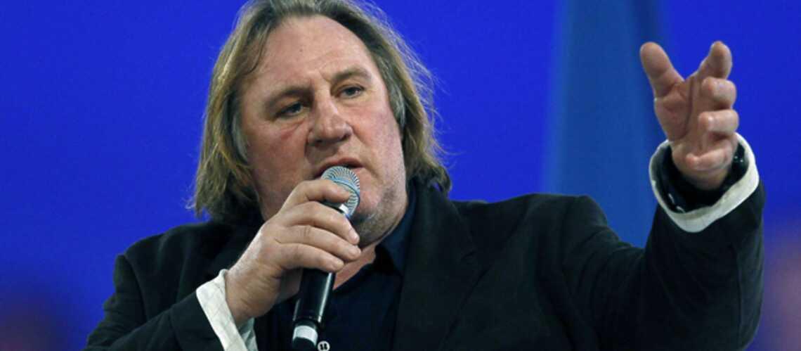 Gérard Depardieu: sa lettre d'amour à la Russie