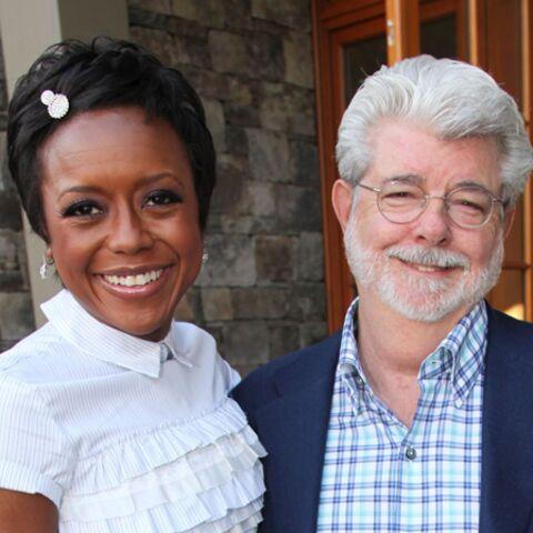 George Lucas, le retour du mariage