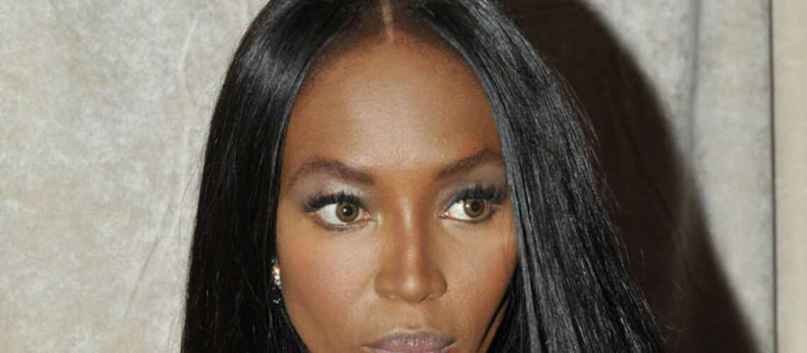 Naomi Campbell victime d'une violente agression à Paris