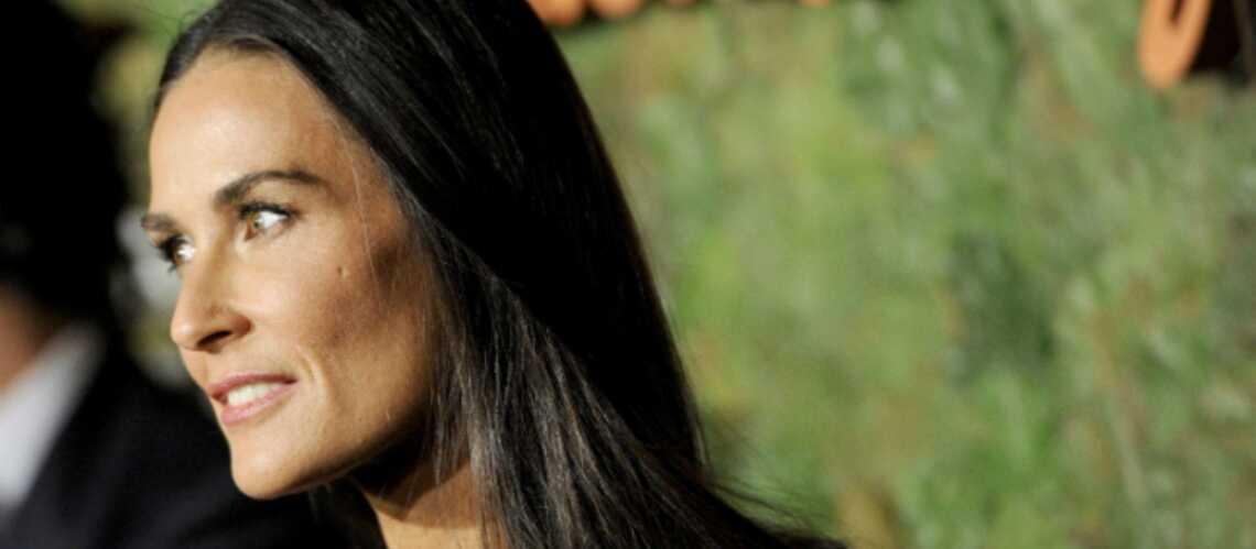 Demi Moore tourne la page Ashton Kutcher