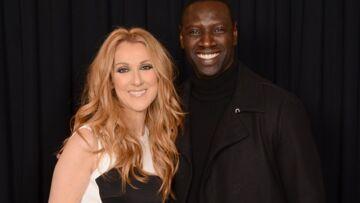 Photo- Quand Céline Dion rencontre Omar Sy…