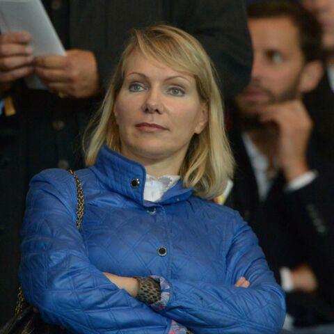 Margarita Louis-Dreyfus est enceinte à l'âge de 53 ans