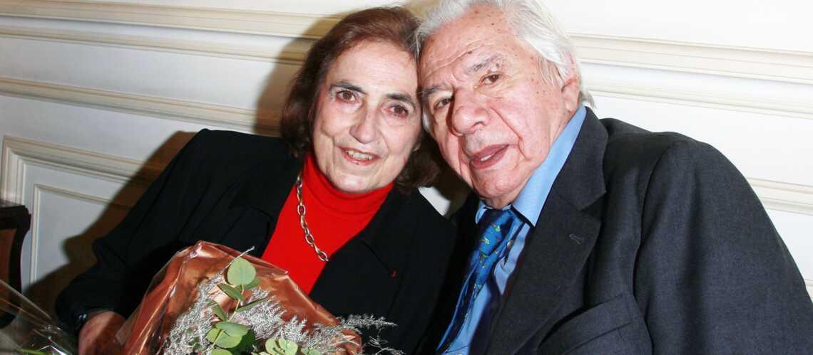 Michel Galabru Emporte Par Le Chagrin Maryse Gildas Tres Emue Apres