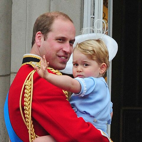 William: «Être père m'a rendu plus émotif»