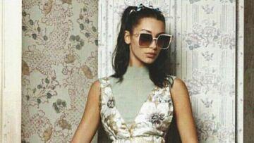 Bella Hadid, superstar de la nouvelle campagne Fendi
