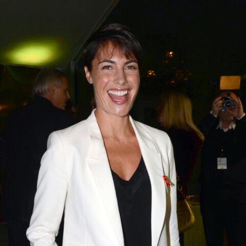 Alessandra Sublet de retour sur France 2