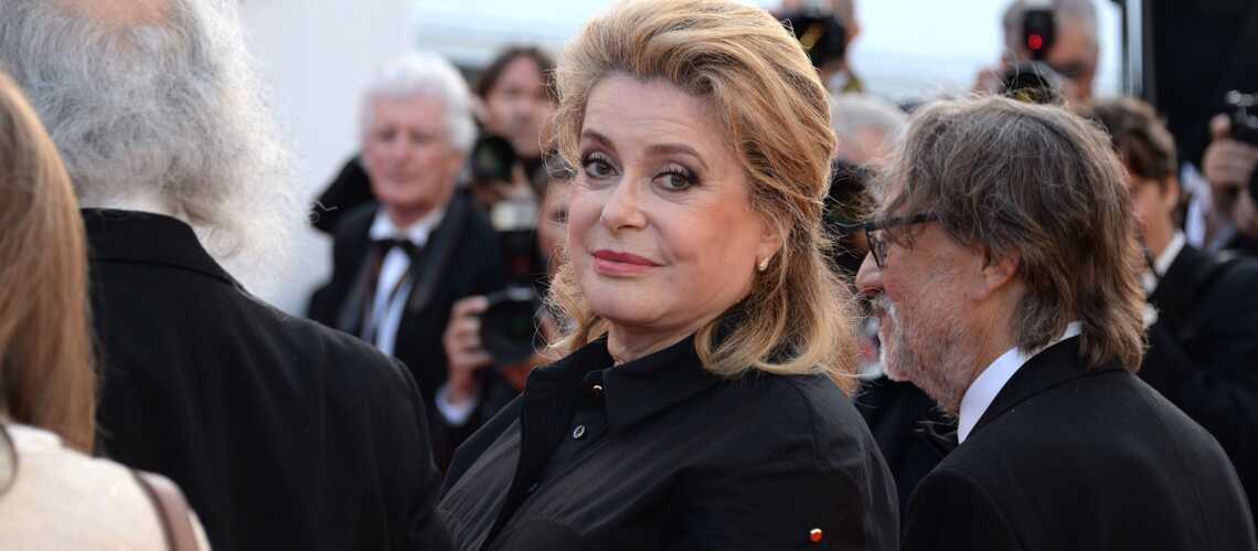 Catherine Deneuve, so british au Festival de Dinard