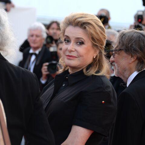 Catherine Deneuve, so british au Festival de Dinard