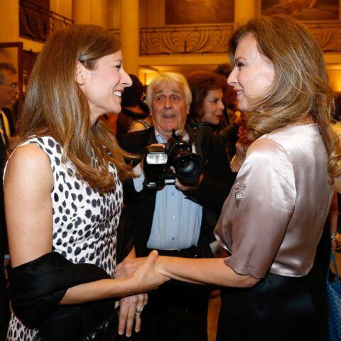 Valérie Trierweiler et Anne Gravoin «best-friend forever»