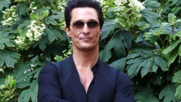 Matthew McConaughey: Appelez-le «Monsieur le professeur»