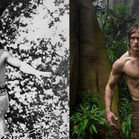 Tarzan d'hier à aujourd'hui
