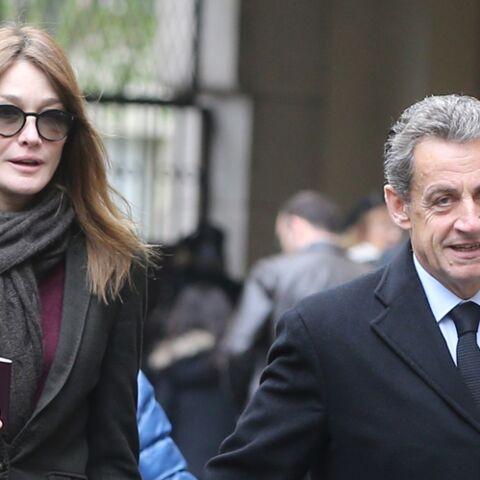 VIDEO – Nicolas Sarkozy incognito ou presque se déhanche au concert de Carla Bruni