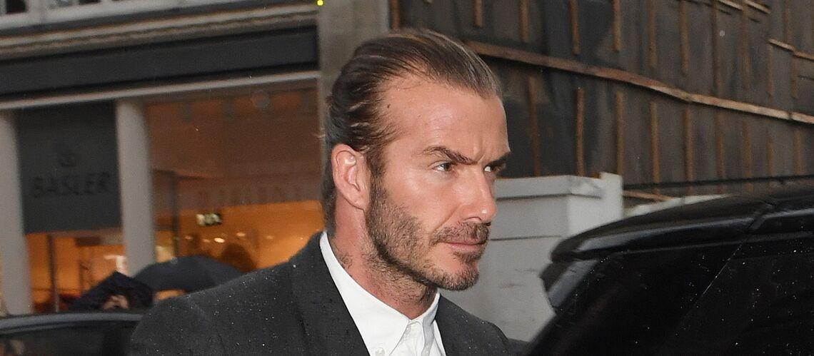 David Beckham se justifie après sa photo polémique