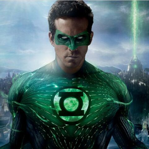 Green Lantern fait son coming out