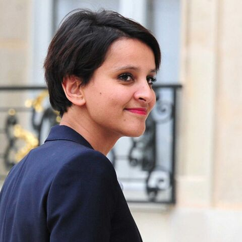 Najat Vallaud-Belkacem n'apprécie guère l'art de la material girl