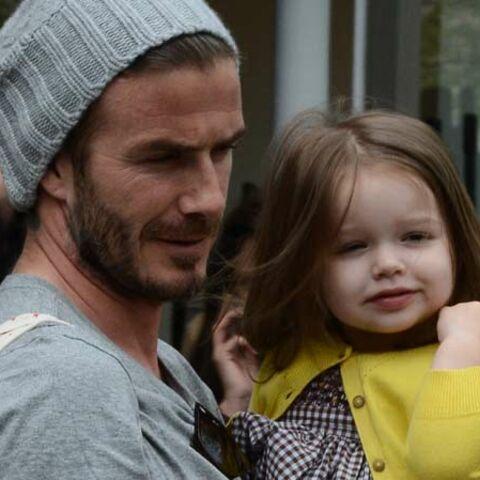 David Beckham: «Harper sera ma Raiponce»