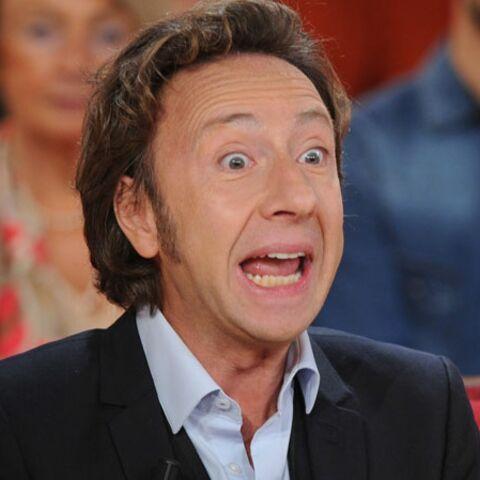 Stéphane Bern: «Je ne sais rien de Geoffroy Didier. C'était une boutade»
