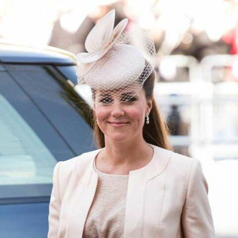 Photos – Kate en rose pour les 60 ans du couronnement d'Elizabeth II