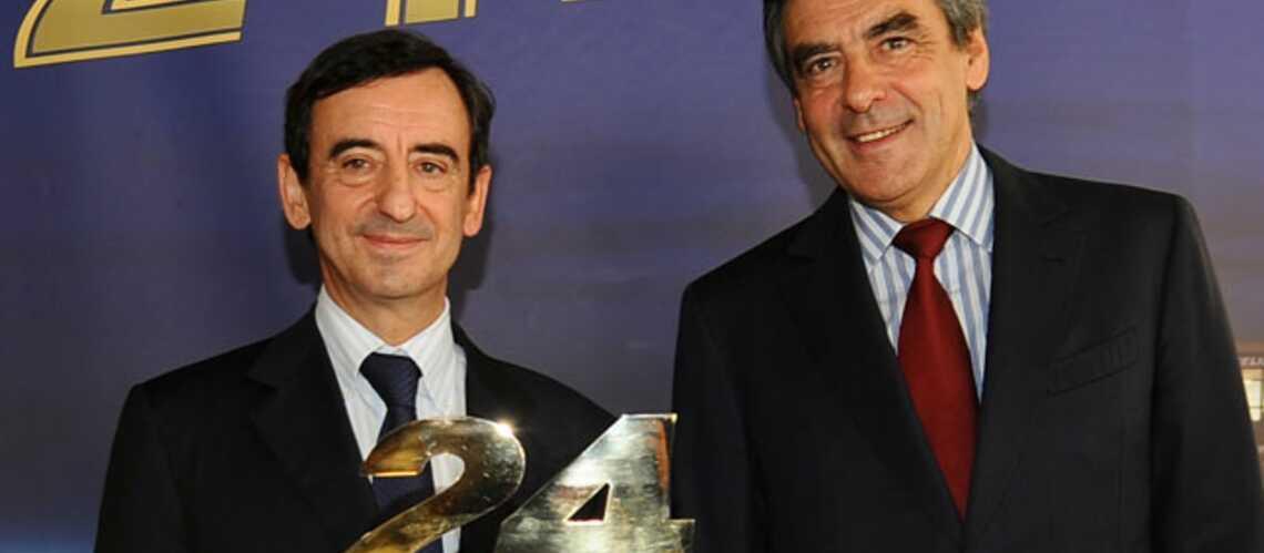 Gala By Night: Soirée à cent à l'heure et en famille pour François Fillon