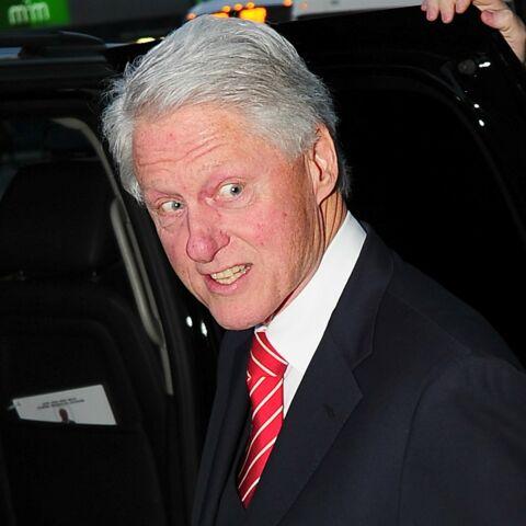 Quand Bill Clinton perd ses nerfs
