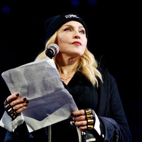 Madonna en croisade contre le FN: la réponse de Florian Philippot