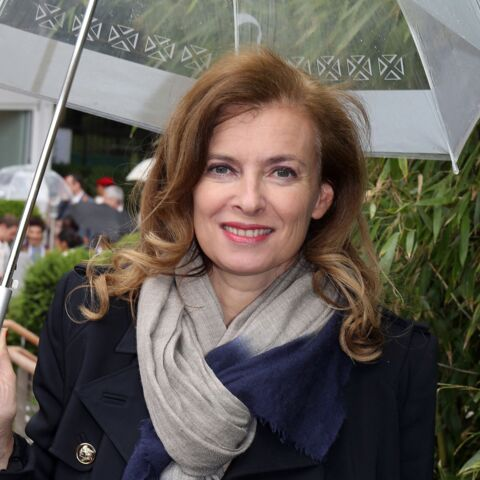 Roland Garros: La pluie accueille Valérie Trierweiler