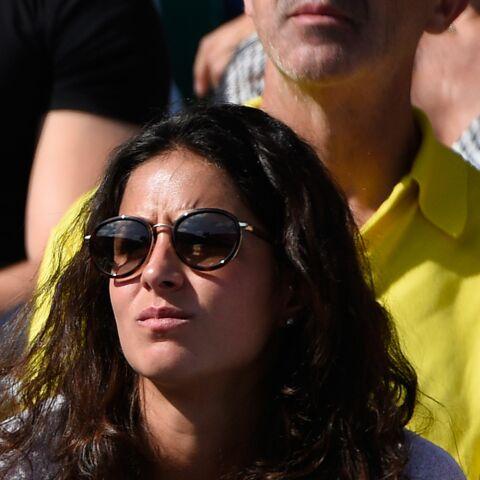 Xisca supportrice déçue pour son fiancé Rafael Nadal