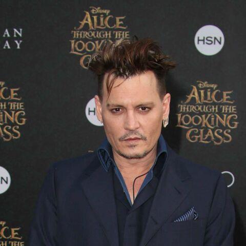 "La Toile trouve Johnny Depp un peu trop ""Sauvage"""