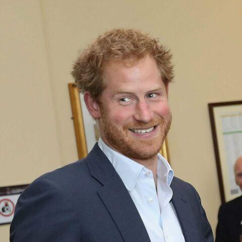 Prince Harry fait tache parmi les vétérans