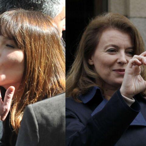 Carla Sarkozy & Valérie Trierweiler: comment elles influencent leurs compagnons