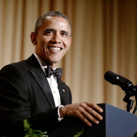 Barack Obama, le président de l'auto-dérision