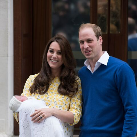 La princesse Charlotte sera baptisée en juillet
