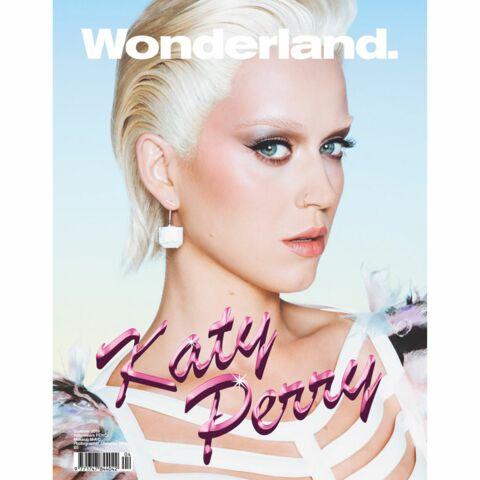 Coiffure de star: l'inspiration Bowie de Katy Perry